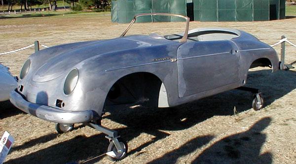 Convertible D Registry 85501 The Quot Speedster D Quot Prototype